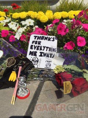 Mort Satoru Iwata images captures splatoon memorial condoleance (8)
