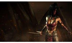 Mortal Kombat X : tout premier aperçu de Johnny Cage et Mileena en images