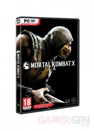 Mortal Kombat jaquette 1