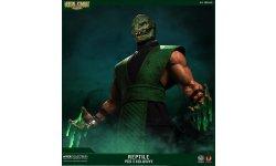 Mortal Kombat Reptile statue image screenshot 28