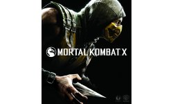 Mortal Kombat X artwork