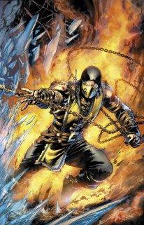 Mortal Kombat X comics 1