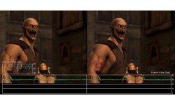 Mortal Kombat X comparaison