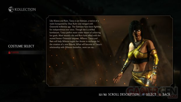 Mortal Kombat X DLC image screenshot 1