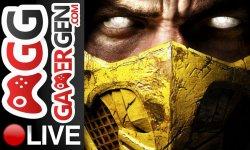 Mortal Kombat X Gaming Live GG