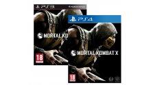 Mortal Kombat X jaquettes