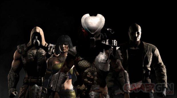 Mortal Kombat X Kombat Pack casting