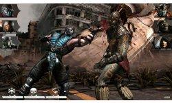 Mortal Kombat X mobile screenshot 1.