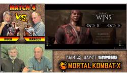 Mortal Kombat X personnes a?ge?es