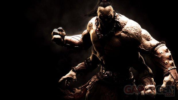 Mortal Kombat X pre?commande Goro