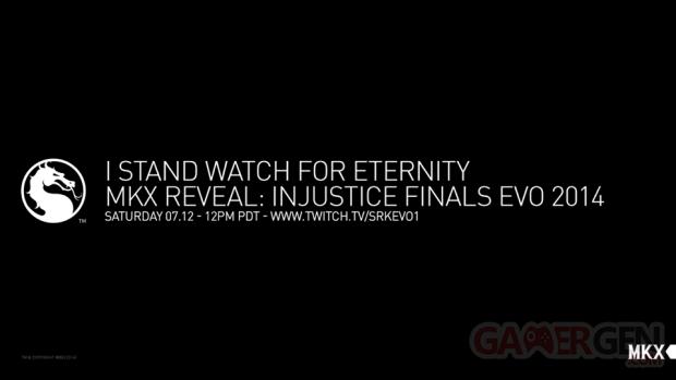 Mortal Kombat X révélation EVO 2014