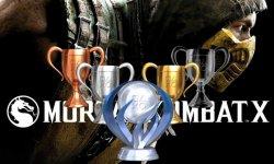 Mortal Kombat X trophees