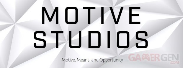 Motive Studios EA logo