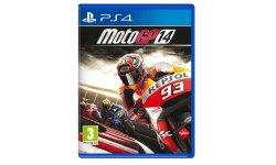 MotoGP 14 PS4 Jaquette