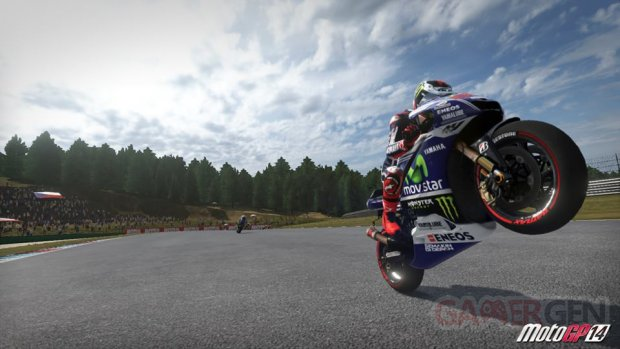 MotoGP 14 screenshot 11
