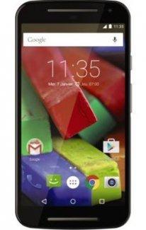 Motorola MOTO G 4G (2nd Gen.) 8 Go Noir Android 5.0 (Lollipop)