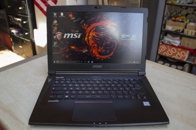 test msi gs40 phantom un ordinateur portable 14 pouces performant mais bruyant bel cran. Black Bedroom Furniture Sets. Home Design Ideas