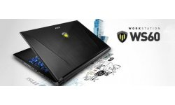 MSI WorkStation WS60 ban