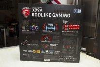 MSI X99A Godlike Gaming Carbon Carte mère Motherboard Intel Extreme i7 Unboxing Déballage Présentation Images Photos GamerGen com Clint008 (1)