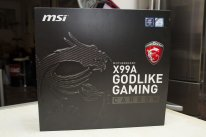 MSI X99A Godlike Gaming Carbon Carte mère Motherboard Intel Extreme i7 Unboxing Déballage Présentation Images Photos GamerGen com Clint008 (2)