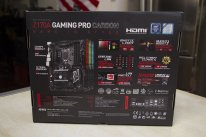 MSI Z170A Gaming Pro Carbon Motherboard Carte Mère Unboxing Images Photos Déballage GamerGen com Clint008 (3)