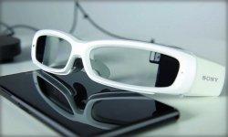 MWC2014 prototype Sony SmartEyeglass lunettes realitee augmentee