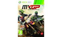 MXGP Xbox 360 jaquette