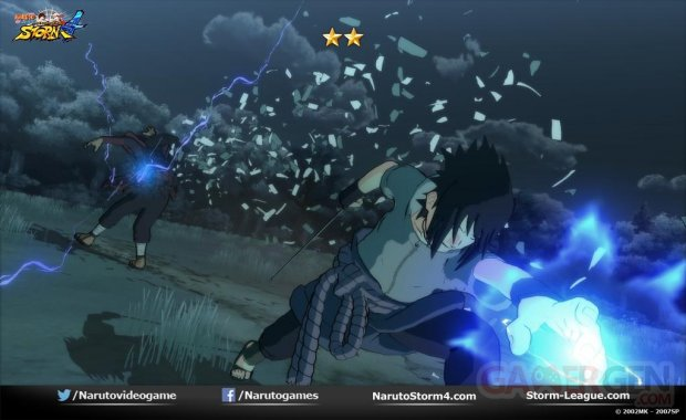 Naruto Shippuden Ultimate Ninja Storm 4 10 08 2015 screenshot Sasuke Story mode 5
