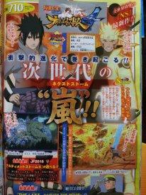 Naruto Shippuden Ultimate Ninja Storm 4 11 12 2014 scan