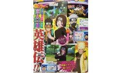 Naruto Shippuden Ultimate Ninja Storm 4 16 04 2015 scan