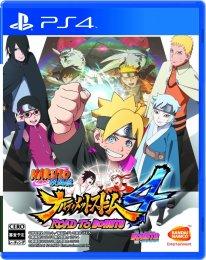 Naruto Shippuden Ultimate Ninja Storm 4 Road to Boruto 11 09 2016 jaquette