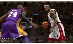 NBA 2K14 lebron vs kobe