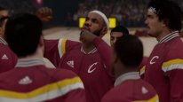 NBA 2K15 CLeveland Cavaliers starters 2