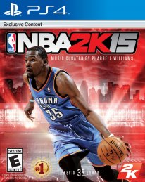 NBA 2K15 jaquette 1