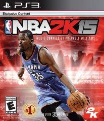 NBA 2K15 jaquette 2