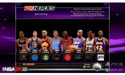 NBA 2K15 Mode Hero 1