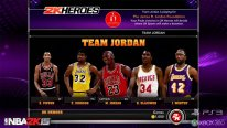NBA 2K15 Mode Hero team jordan