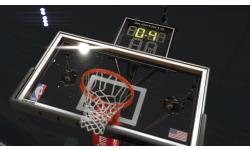 NBA 2K15 panier