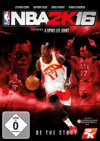 nba 2k16 dennis schroder cover german.
