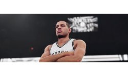 NBA 2K16 head