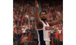 NBA 2K17 head