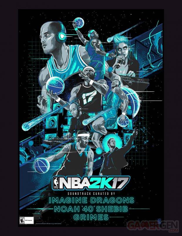 NBA 2K17 OST