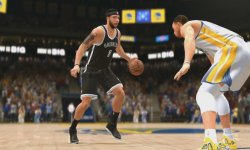 NBA Live 14 gameplay 01
