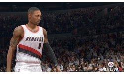 NBA Live 15 Damian Lilard
