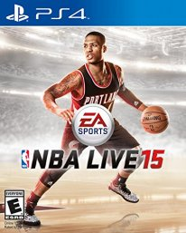nba live 15 jaquette boxart cover ps4
