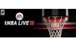 NBA Live 15 Logo