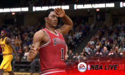 NBA Live 15 trailer gameplay attaque