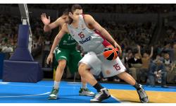 NBA2K14 Euroleague Gamescom 2
