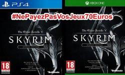 Ne Payez pas vos jeux 70 euros Skyrim