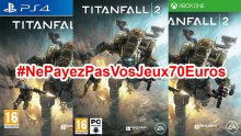 Ne Payez pas vos jeux 70 euros Titanfall 22